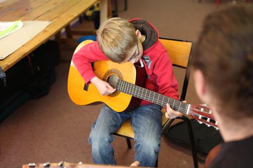 blues guitare acoustique